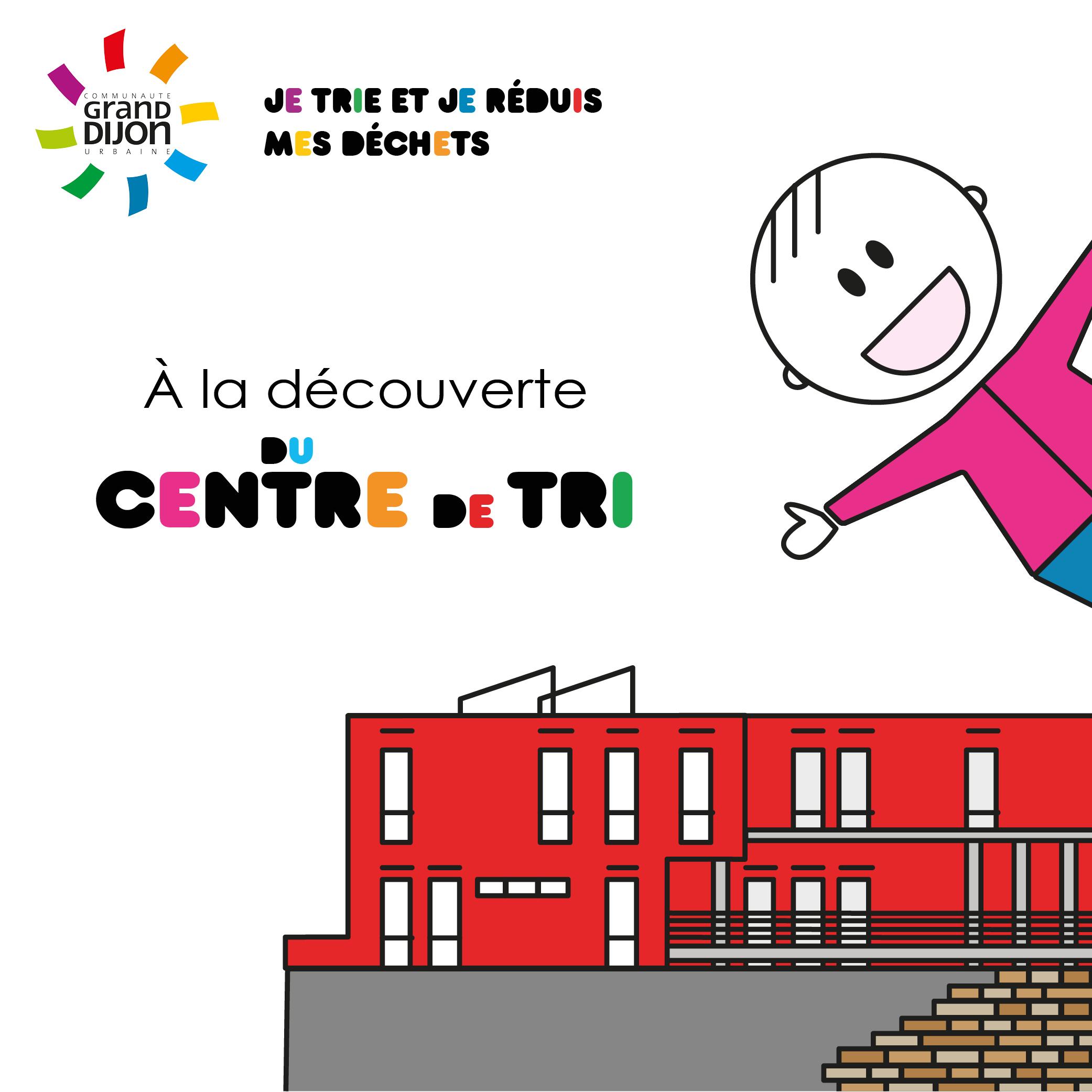 Une animation pour le Grand Dijon par Cités Plume, agence de communication à Villeurbanne, Rhône